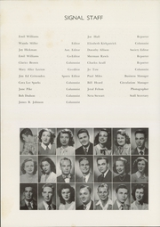 Page 242, 1948 Edition, Ouachita Baptist College - Ouachitonian Yearbook (Arkadelphia, AR) online yearbook collection