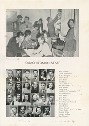 Page 245, 1948 Edition, Ouachita Baptist College - Ouachitonian Yearbook (Arkadelphia, AR) online yearbook collection