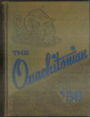 Ouachita Baptist College - Ouachitonian Yearbook (Arkadelphia, AR) online yearbook collection, 1949 Edition, Page 1