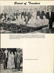 Page 13, 1956 Edition, Ouachita Baptist College - Ouachitonian Yearbook (Arkadelphia, AR) online yearbook collection