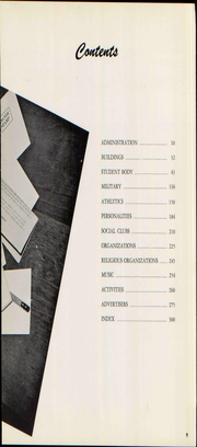 Page 16, 1956 Edition, Ouachita Baptist College - Ouachitonian Yearbook (Arkadelphia, AR) online yearbook collection