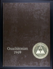 Ouachita Baptist College - Ouachitonian Yearbook (Arkadelphia, AR) online yearbook collection, 1969 Edition, Page 1