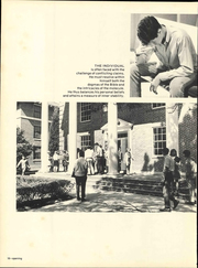 Page 14, 1970 Edition, Ouachita Baptist College - Ouachitonian Yearbook (Arkadelphia, AR) online yearbook collection