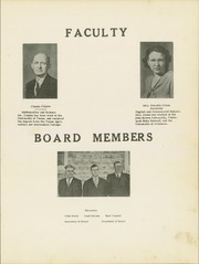 Page 11, 1947 Edition, Cincinnati High School - Excelsior Yearbook (Cincinnati, AR) online yearbook collection