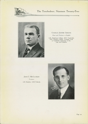 Page 14, 1922 Edition, Hendrix College - Troubadour Yearbook (Conway, AR) online yearbook collection