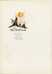 Page 6, 1932 Edition, Hendrix College - Troubadour Yearbook (Conway, AR) online yearbook collection