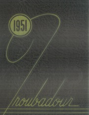 1951 Edition, Hendrix College - Troubadour Yearbook (Conway, AR)