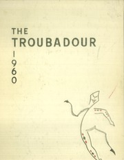1960 Edition, Hendrix College - Troubadour Yearbook (Conway, AR)