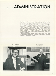 Page 17, 1960 Edition, Hendrix College - Troubadour Yearbook (Conway, AR) online yearbook collection