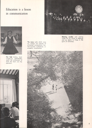 Page 11, 1965 Edition, Hendrix College - Troubadour Yearbook (Conway, AR) online yearbook collection