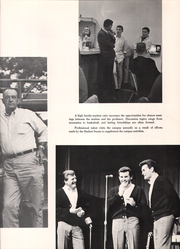 Page 13, 1965 Edition, Hendrix College - Troubadour Yearbook (Conway, AR) online yearbook collection