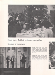 Page 14, 1965 Edition, Hendrix College - Troubadour Yearbook (Conway, AR) online yearbook collection