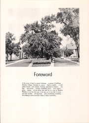 Page 9, 1965 Edition, Hendrix College - Troubadour Yearbook (Conway, AR) online yearbook collection
