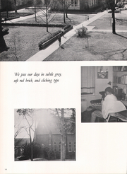 Page 14, 1966 Edition, Hendrix College - Troubadour Yearbook (Conway, AR) online yearbook collection