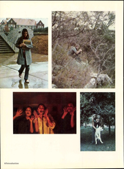 Page 12, 1974 Edition, Hendrix College - Troubadour Yearbook (Conway, AR) online yearbook collection