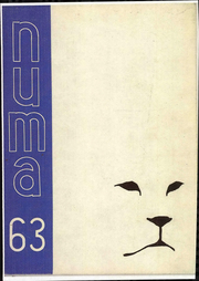 Page 1, 1963 Edition, University of Arkansas at Fort Smith - Numa Yearbook (Fort Smith, AR) online yearbook collection