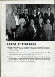 Page 12, 1963 Edition, University of Arkansas at Fort Smith - Numa Yearbook (Fort Smith, AR) online yearbook collection