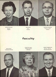 Page 16, 1963 Edition, University of Arkansas at Fort Smith - Numa Yearbook (Fort Smith, AR) online yearbook collection