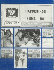 University of Arkansas Fort Smith - Numa Yearbook (Fort Smith, AR) online yearbook collection, 1980 Edition, Page 1