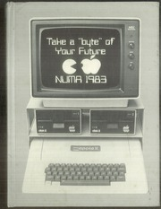 University of Arkansas Fort Smith - Numa Yearbook (Fort Smith, AR) online yearbook collection, 1983 Edition, Page 1