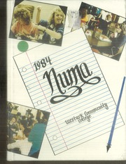 Page 1, 1984 Edition, University of Arkansas Fort Smith - Numa Yearbook (Fort Smith, AR) online yearbook collection