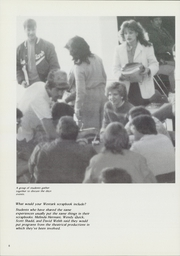 Page 12, 1984 Edition, University of Arkansas Fort Smith - Numa Yearbook (Fort Smith, AR) online yearbook collection