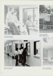 Page 14, 1984 Edition, University of Arkansas Fort Smith - Numa Yearbook (Fort Smith, AR) online yearbook collection