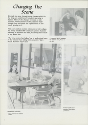 Page 8, 1984 Edition, University of Arkansas Fort Smith - Numa Yearbook (Fort Smith, AR) online yearbook collection
