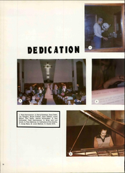 Page 16, 1977 Edition, John Brown University - Pioneer Yearbook (Siloam Springs, AR) online yearbook collection
