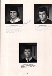 Page 12, 1963 Edition, McNeil High School - Eagle Yearbook (McNeil, AR) online yearbook collection