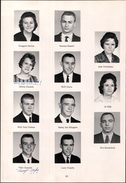 Page 14, 1963 Edition, McNeil High School - Eagle Yearbook (McNeil, AR) online yearbook collection