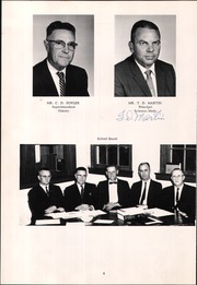 Page 8, 1963 Edition, McNeil High School - Eagle Yearbook (McNeil, AR) online yearbook collection