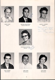 Page 9, 1963 Edition, McNeil High School - Eagle Yearbook (McNeil, AR) online yearbook collection
