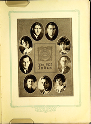 Page 11, 1925 Edition, Arkansas College - Scot Yearbook (Batesville, AR) online yearbook collection