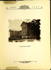 Page 17, 1925 Edition, Arkansas College - Scot Yearbook (Batesville, AR) online yearbook collection