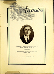 Page 9, 1925 Edition, Arkansas College - Scot Yearbook (Batesville, AR) online yearbook collection