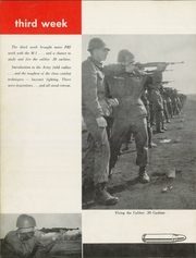 US Army Training Center - Yearbook (Fort Chaffee, AR) online yearbook collection, 1957 Edition, Page 36