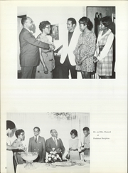 Page 10, 1970 Edition, Philander Smith College - Philanderian Yearbook (Little Rock, AR) online yearbook collection