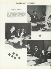 Page 11, 1970 Edition, Philander Smith College - Philanderian Yearbook (Little Rock, AR) online yearbook collection