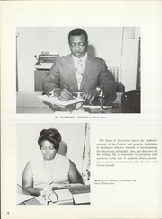 Page 14, 1970 Edition, Philander Smith College - Philanderian Yearbook (Little Rock, AR) online yearbook collection