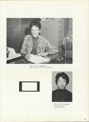 Page 15, 1970 Edition, Philander Smith College - Philanderian Yearbook (Little Rock, AR) online yearbook collection