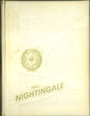 1963 Edition, St Vincent School of Nursing - Nightingale Yearbook (Little Rock, AR)
