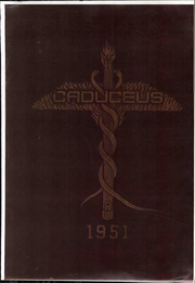 Page 1, 1951 Edition, University of Arkansas for Medical Sciences - Caduceus Yearbook (Little Rock, AR) online yearbook collection
