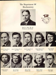 Page 15, 1951 Edition, University of Arkansas for Medical Sciences - Caduceus Yearbook (Little Rock, AR) online yearbook collection