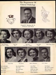 Page 16, 1951 Edition, University of Arkansas for Medical Sciences - Caduceus Yearbook (Little Rock, AR) online yearbook collection