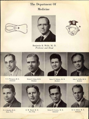 Page 17, 1951 Edition, University of Arkansas for Medical Sciences - Caduceus Yearbook (Little Rock, AR) online yearbook collection