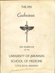 Page 5, 1951 Edition, University of Arkansas for Medical Sciences - Caduceus Yearbook (Little Rock, AR) online yearbook collection