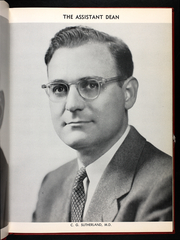 Page 11, 1954 Edition, University of Arkansas for Medical Sciences - Caduceus Yearbook (Little Rock, AR) online yearbook collection