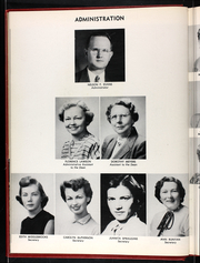 Page 12, 1954 Edition, University of Arkansas for Medical Sciences - Caduceus Yearbook (Little Rock, AR) online yearbook collection