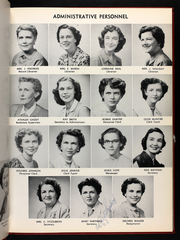 Page 13, 1954 Edition, University of Arkansas for Medical Sciences - Caduceus Yearbook (Little Rock, AR) online yearbook collection